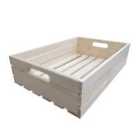 Ящик деревянный фруктовый P01